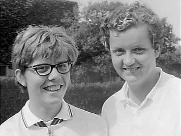 1966-08-08 - Betty Stöve (rechts) versloeg Annemiek Blom