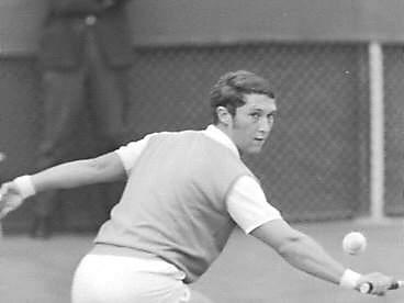 1969-05-09 - Davis Cup tegen Canada,Mets