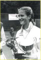 Kristie Boogert in van Keeken toernooi