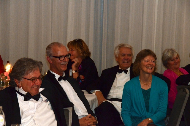 Theo, Peter, Frits, Nora