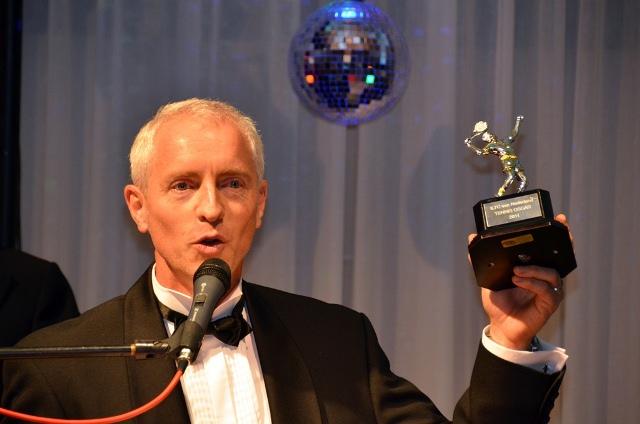 Tom MIXED. award
