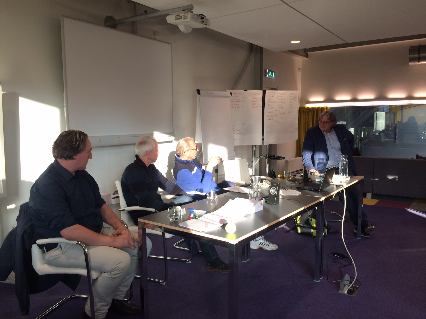 ic academy 2016 forum discussie