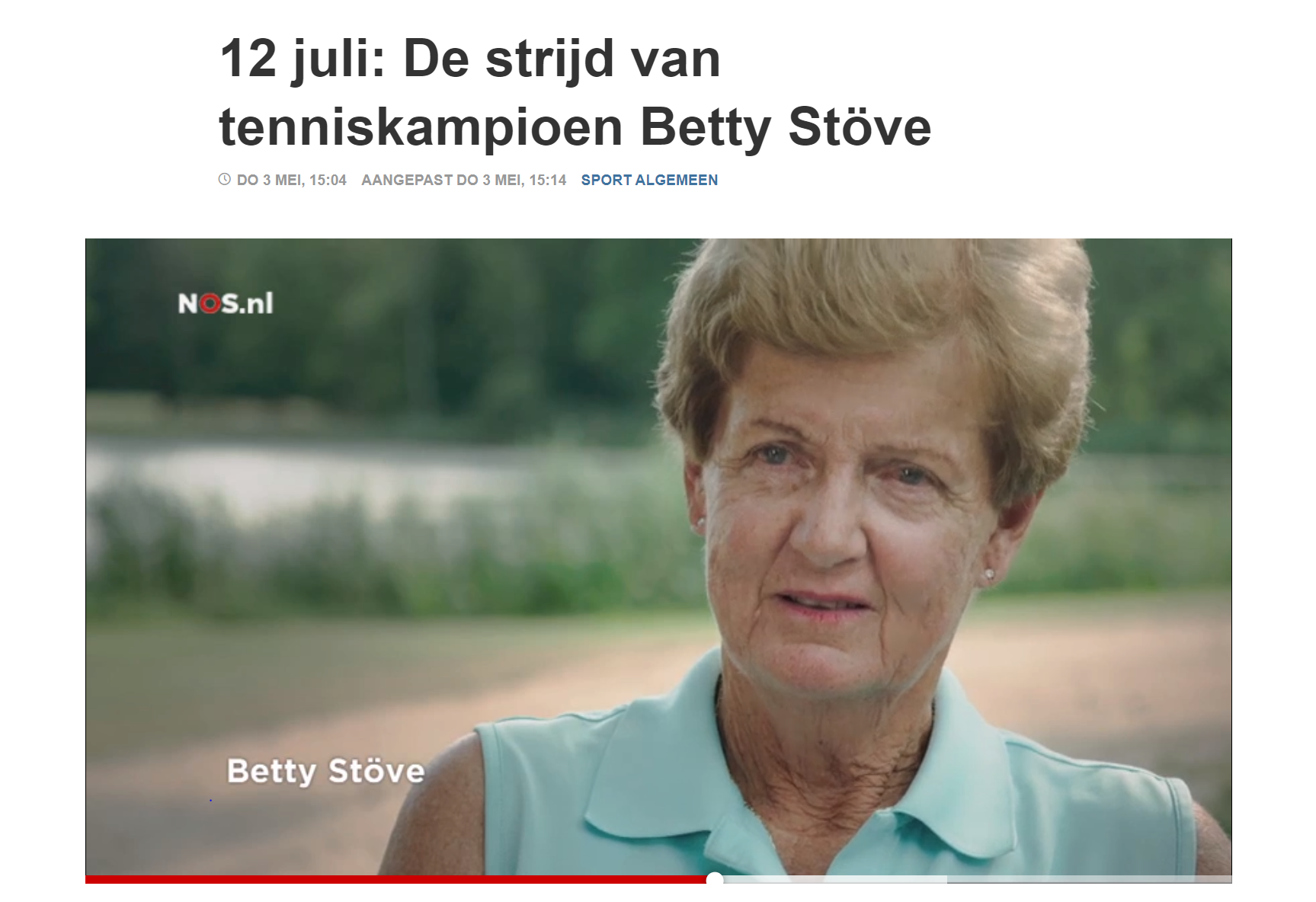 Betty-Stove
